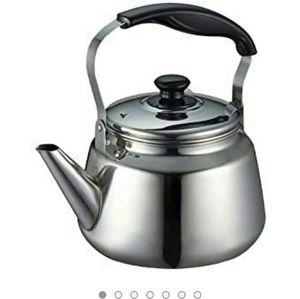 Stainless Steel 3L Stovetop Kettle
